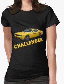 Challenger Womens Fitted T-Shirt