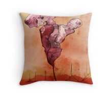Motherchild Throw Pillow