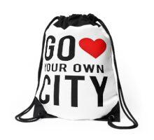 Go Drawstring Bag