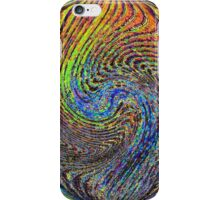 # 1  Waves Of Psychedelia iPhone Case/Skin