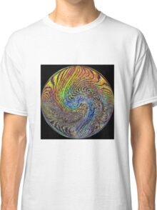 # 1  Waves Of Psychedelia Classic T-Shirt