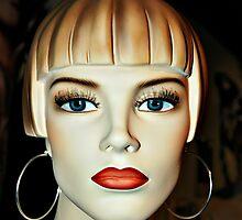 Woman with Earrings by joAnn lense