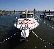 Bellport Fire Rescue by John Schneider