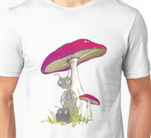 toadstool stooges Unisex T-Shirt