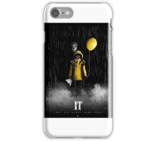 Stephen Kings it (not my artwork) iPhone Case/Skin