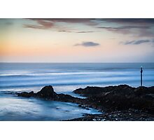 The Soothing Sea Photographic Print