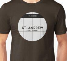ST. ANDREW Subway Station Unisex T-Shirt