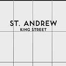 ST. ANDREW Subway Station by Daniel McLaren