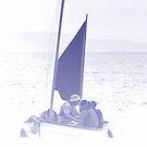 Sailboat............. by lynn carter