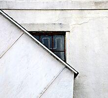 White Wall  by joAnn lense