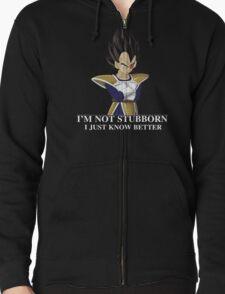 Stubborn Vegeta T-Shirt