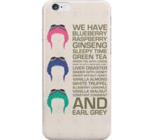 Myriad Of Teas iPhone Case/Skin