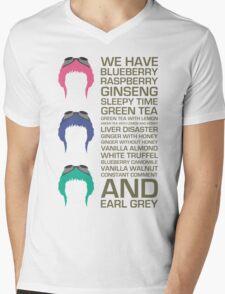 Myriad Of Teas Mens V-Neck T-Shirt