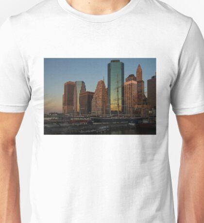 Colorful New York  Unisex T-Shirt