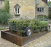 The Greenest Car on the Planet. by albutross