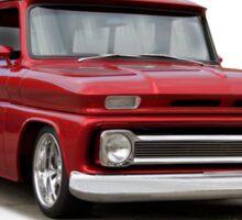 1965 Chevrolet 'Custom' Suburban Sticker