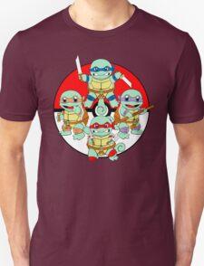 Ninja Squirtle T-Shirt