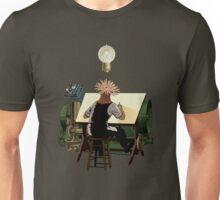 The aspirant to draftsman Unisex T-Shirt