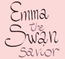 Emma Swan - The Savior Kids Tee