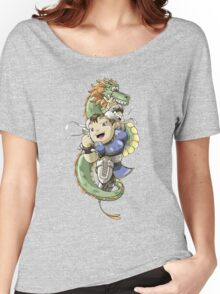 Chinese Fighter Women's Relaxed Fit T-Shirt