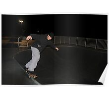Night Skate: Will Poster