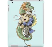 Chinese Fighter iPad Case/Skin