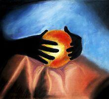 Colour Ball by kristoferv