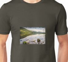Reflections of Loch Fyne, Scotland. UK Unisex T-Shirt
