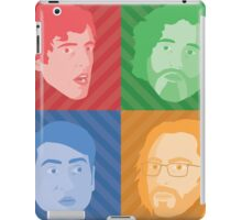 """I Am Pied Piper"" (inspired by HBO's Silicon Valley) iPad Case/Skin"