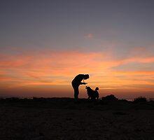 silhouette by Shahar88
