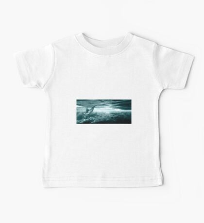 Dolphin Reef Baby Tee