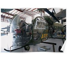 Bell 47G: 4077th MASH Poster