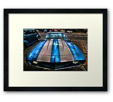 """"""" Stevie Rod """" Framed Print"""