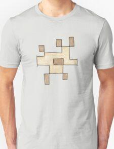 "Protoglifo Pattern n1 ""Toffee Cake"" T-Shirt"