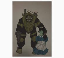 Big Daddy and Little Sister Kids Clothes