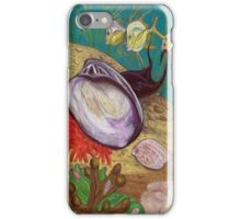 Just Inches from the Shore iPhone Case/Skin