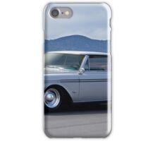 1962 Ford 'Custom' Galaxie iPhone Case/Skin