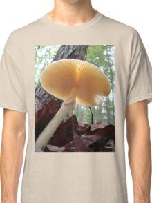 """Destroying Angel "" Parasol Mushroom Classic T-Shirt"