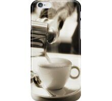 Coffee Lover 4 iPhone Case/Skin