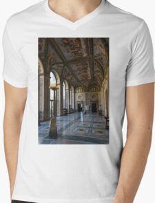 The Opulent Loggia in Villa Farnesina, Rome, Italy - Take One Mens V-Neck T-Shirt