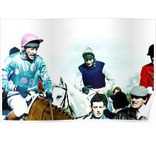 Dessie and Dunwoody Poster