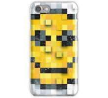 Pixel Smiley iPhone Case/Skin