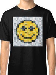 Pixel Smiley Classic T-Shirt