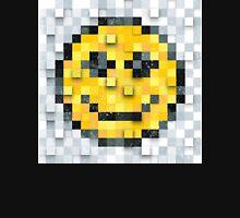 Pixel Smiley Unisex T-Shirt