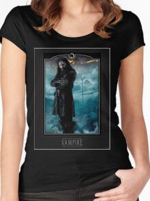 Tzimisce - Black Women's Fitted Scoop T-Shirt