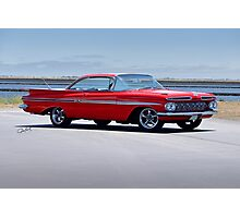 1959 Chevrolet Impala Photographic Print
