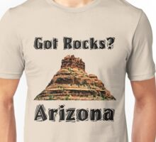 Got Rocks?  Arizona Unisex T-Shirt