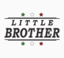 All Star Little Brother Shirt Kids Clothes