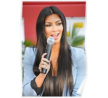 Kim Kardashian Poster
