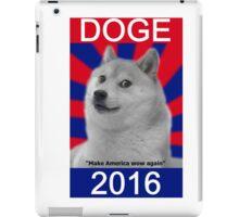 Doge 2016 iPad Case/Skin
